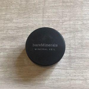 Travel size bare minerals mineral veil